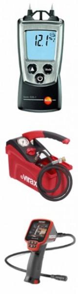 recherche de fuite humidité plombier grenoble